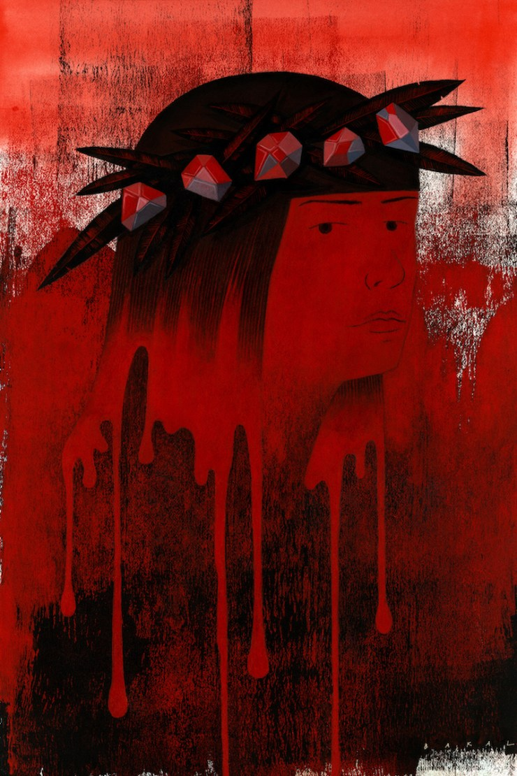Blog Post Featured Image - City of Red Midnight: A Hikayat
