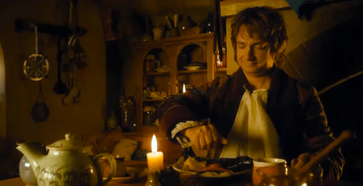 Blog Post Featured Image - Bilbo Baggins Is the Ultimate Icon of Self-Care