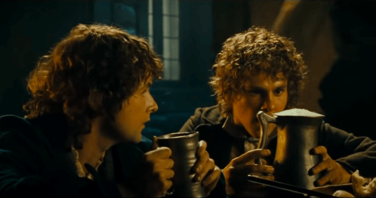 Blog Post Featured Image - How Much Alcohol Does it Take to Get a Hobbit Drunk?