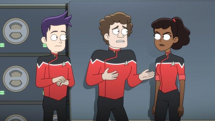 "Star Trek: Lower Decks ""Terminal Provocations"""