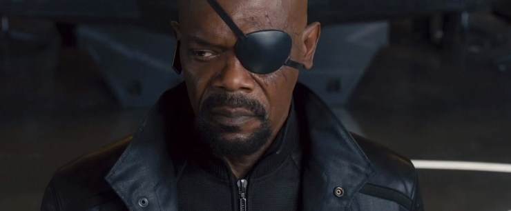 Blog Post Featured Image - Marvel is Reportedly Making a Nick Fury Series For Disney+
