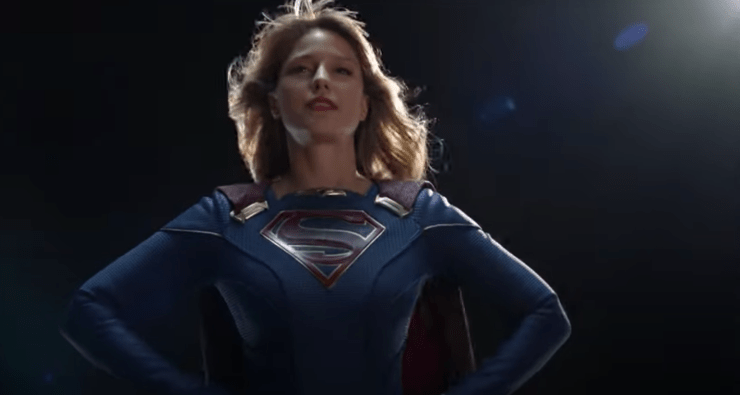 Blog Post Featured Image - Supergirl Will Hang Up Her Cape After Season 6
