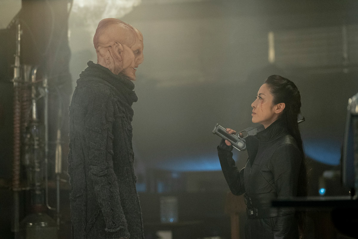 Star Trek BOG RARE Outgunned NM//M