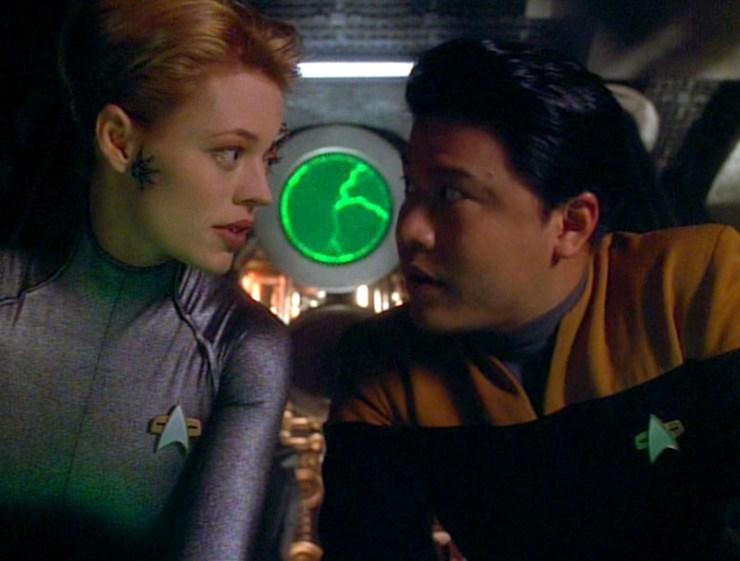 "Star Trek: Voyager ""Revulsions"""