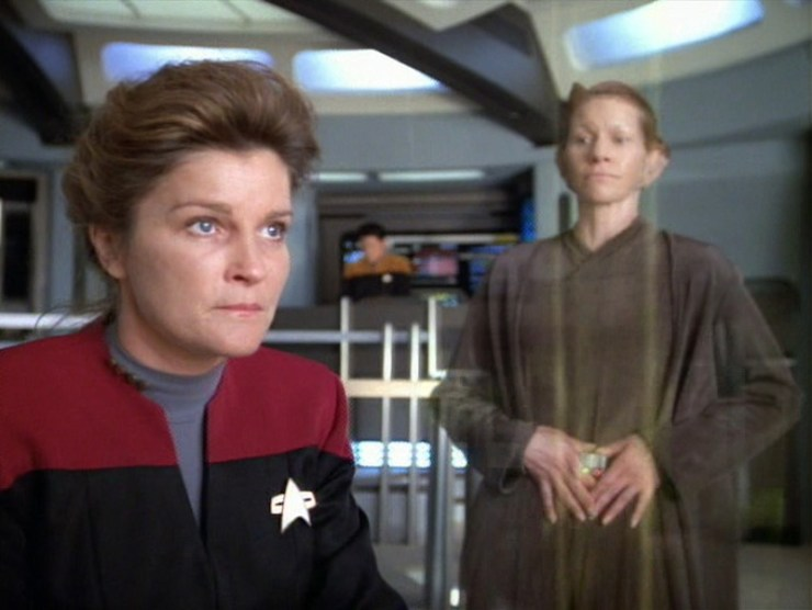"Star Trek: Voyager ""Scientific Method"""