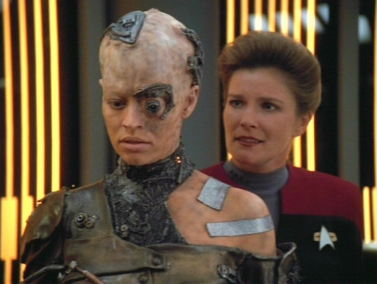 "Star Trek: Voyager ""The Gift"""