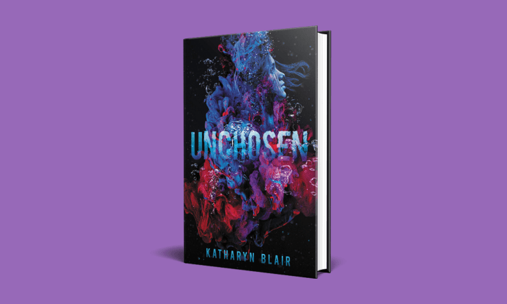 Blog Post Featured Image - Read an Excerpt From Unchosen, a New YA Fantasy From Katharyn Blair