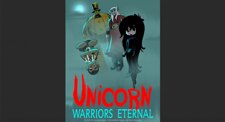 Blog Post Featured Image - Genndy Tartakovsky Brings the Magic With Unicorn: Warriors Eternal
