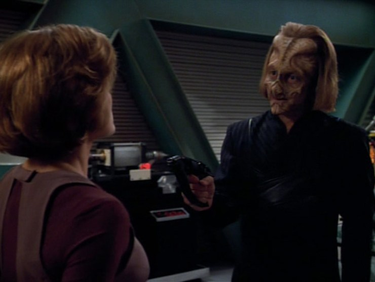"Star Trek: Voyager ""Concerning Flight"""
