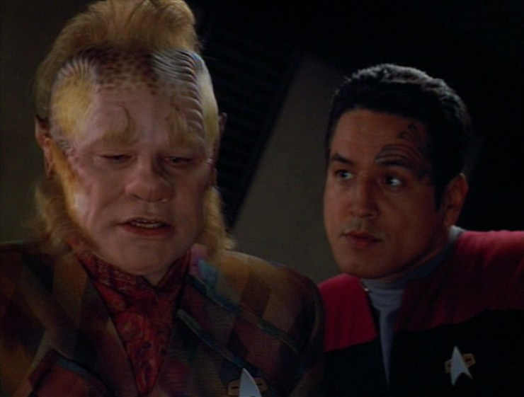 "Star Trek: Voyager ""Mortal Coil"""