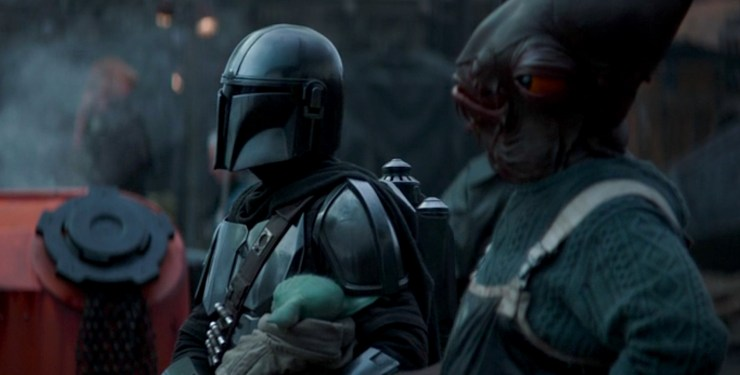 Star Wars: The Mandalorian, Chapter 11, The Heiress