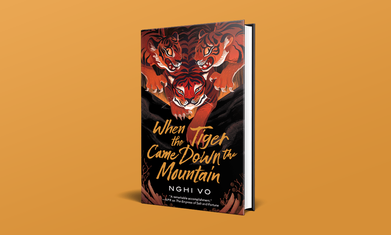 Truth as Fiction: When the Tiger Came Down the Mountain by Nghi Vo