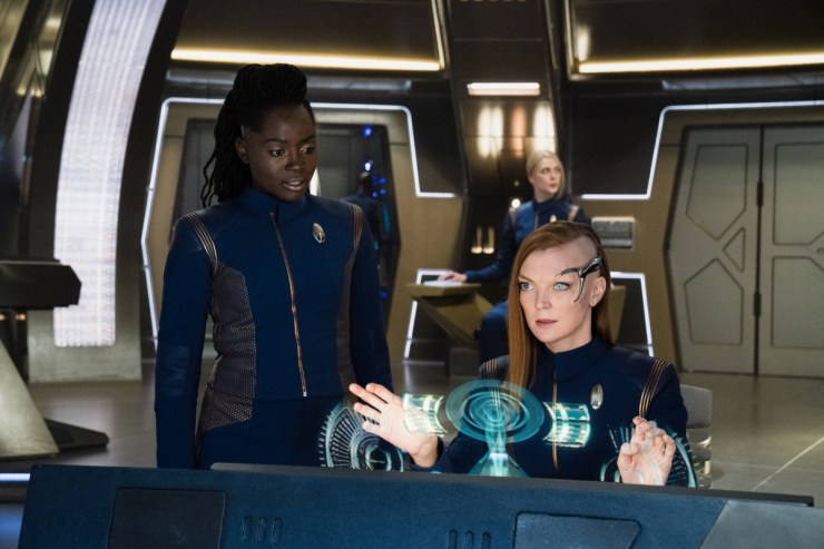 "Star Trek: Discovery ""Sanctuary"""