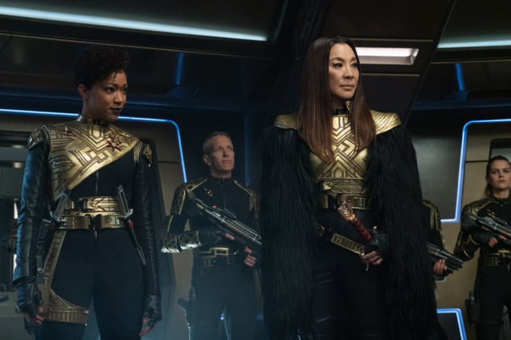 "Star Trek: Discovery ""Terra Firma, Part 2"""