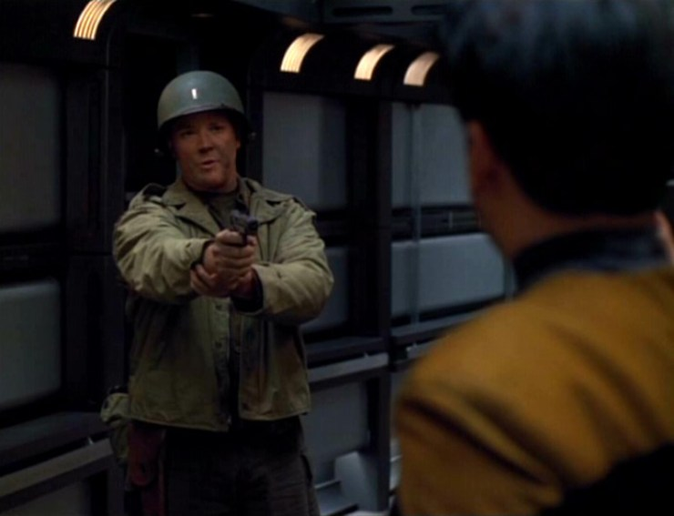 "Star Trek: Voyager ""The Killing Game Part II"""