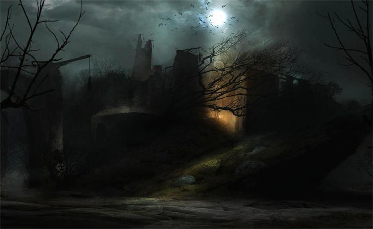 """""""Wizard Lair"""" de Rostyslav Zagornov"""