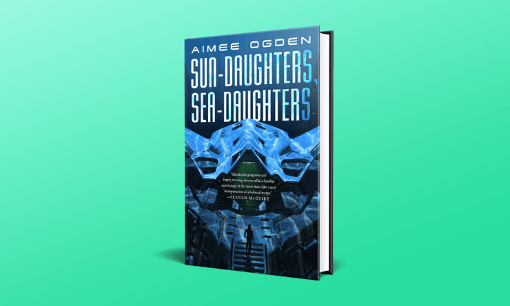Blog Post Featured Image - Land, Sea, and Stars: Sun-Daughters, Sea-Daughters by Aimee Ogden