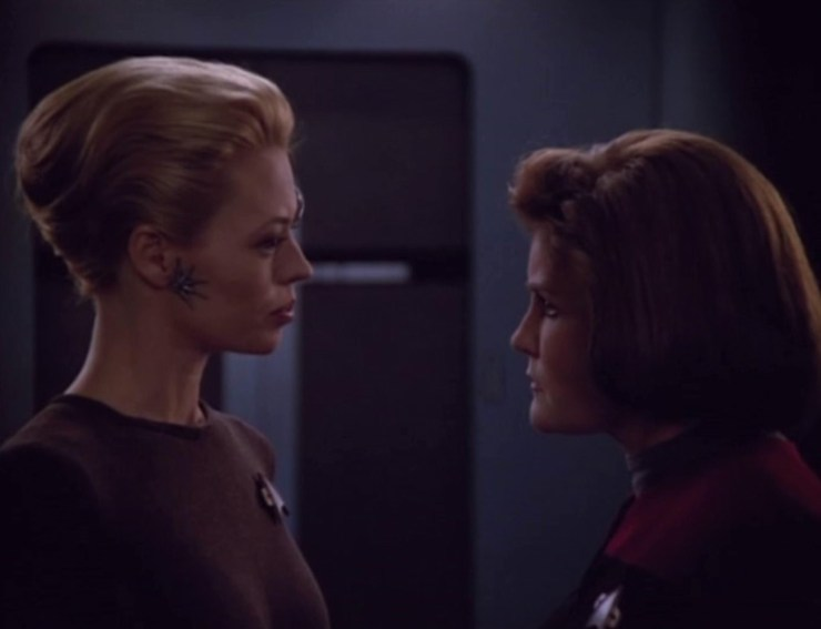 "Star Trek: Voyager ""Hope and Fear"""