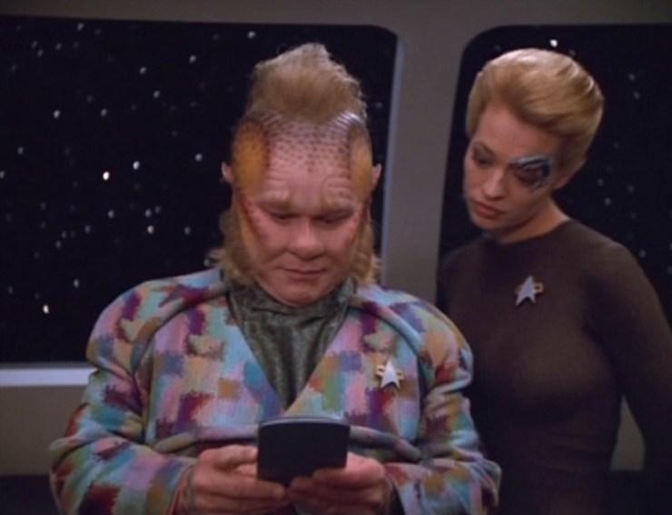 "Star Trek: Voyager ""One"""