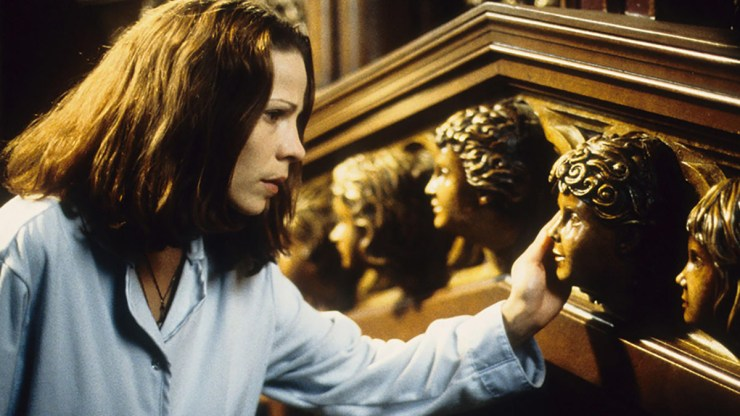 Eleanor (Lili Taylor) in The Haunting (1999)