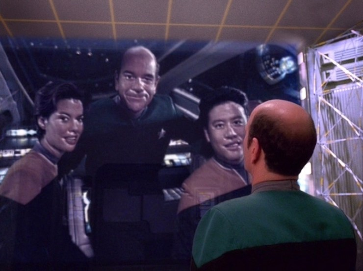 "Star Trek: Voyager ""Latent Image"""