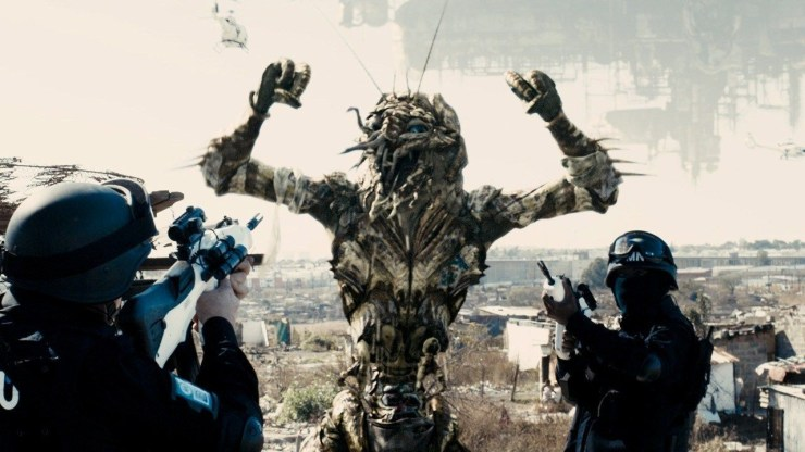 Blog Post Featured Image - District 10 Screenplay Is in the Works, Says Neill Blomkamp