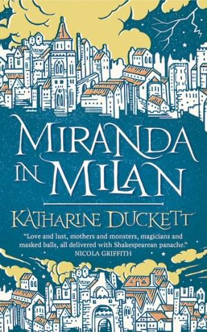 fantasy romance Miranda in Milan Katharine Duckett