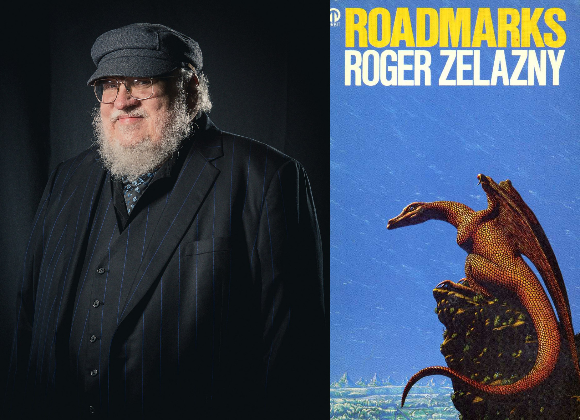 Roger Zelazny's Roadmarks Is Coming to HBO — With the Help of George R.R. Martin