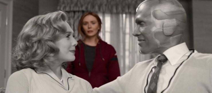 WandaVision, season one, episode eight, Previously On