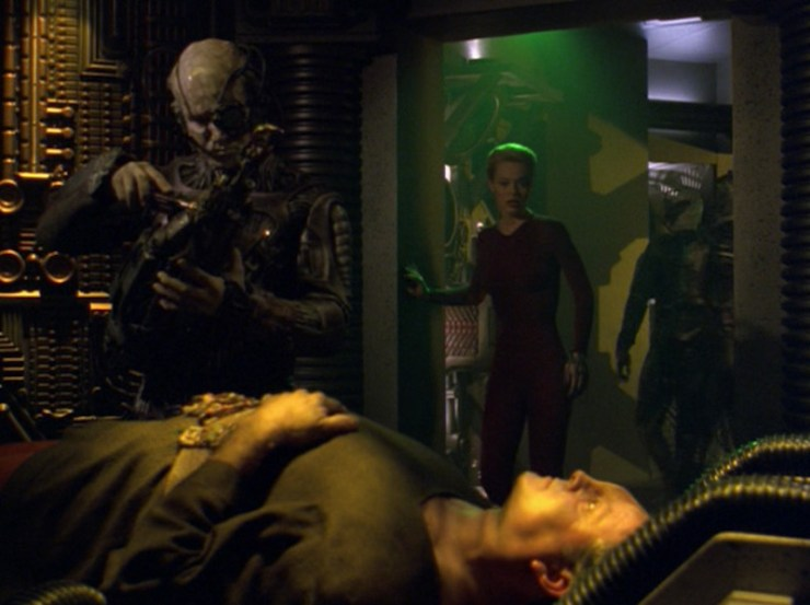 "Star Trek: Voyager ""Dark Frontier"""