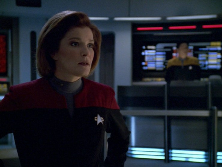 "Star Trek: Voyager ""Gravity"""