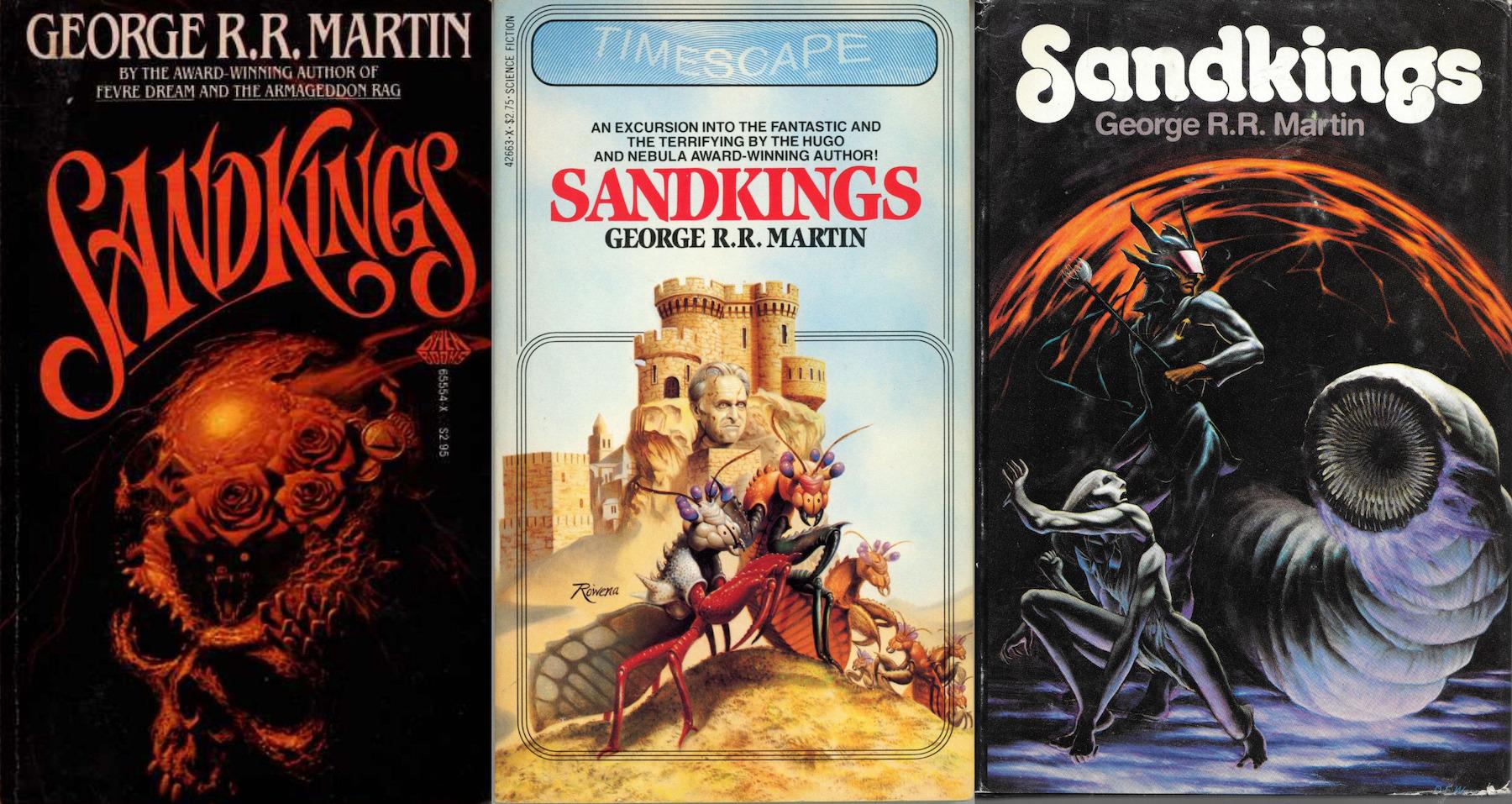 Sandkings : le roman culte de George RR Martin bientôt adapté sur Netflix #2