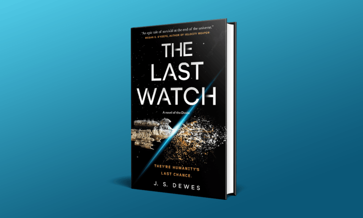 Blog Post Featured Image - Read an Excerpt From The Last Watch