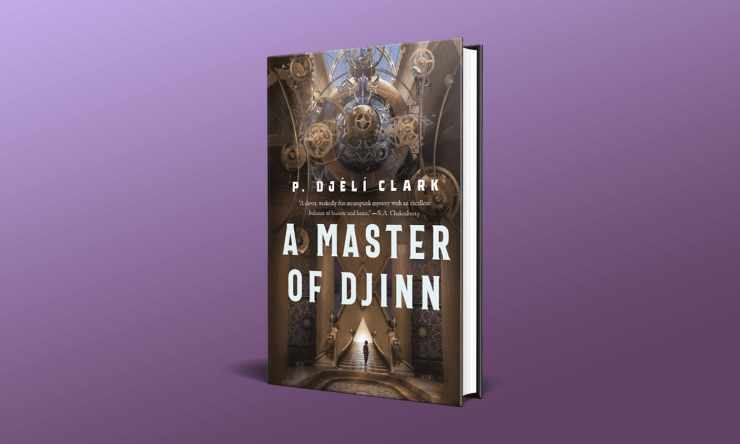 Blog Post Featured Image - No Ordinary Murder Mystery: A Master of Djinn by P. Djèlí Clark