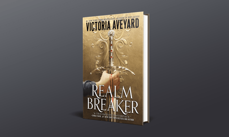 Blog Post Featured Image - Read an Excerpt From Victoria Aveyard's Realm Breaker
