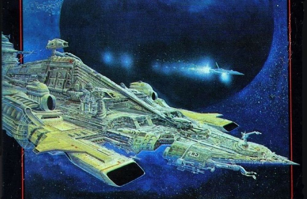Five SF Stories That Embrace the Scientifically Improbable Reactionless Drive