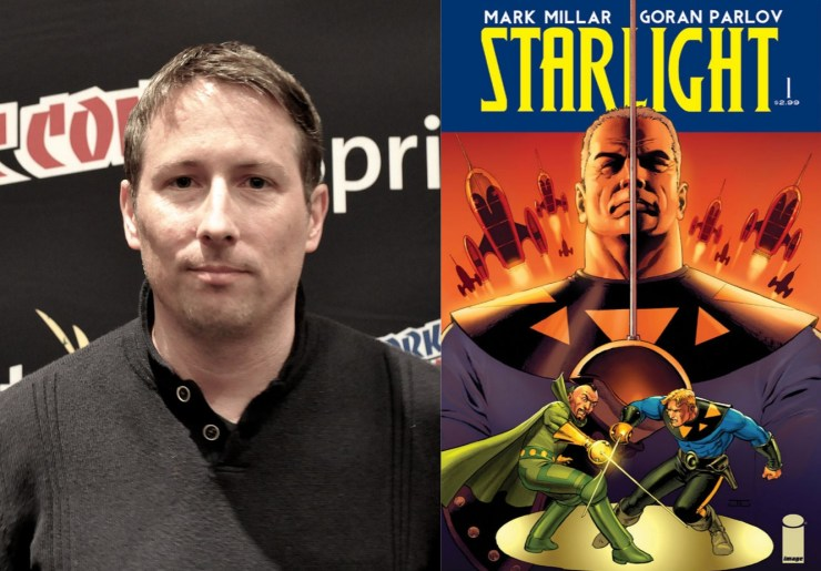 Blog Post Featured Image - Joe Cornish's Next Project Is Adapting Mark Millar's Starlight