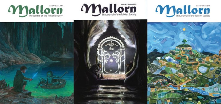 Blog Post Featured Image - The Tolkien Society's Archives of the Mallorn Journal Are Now Freely Available to All