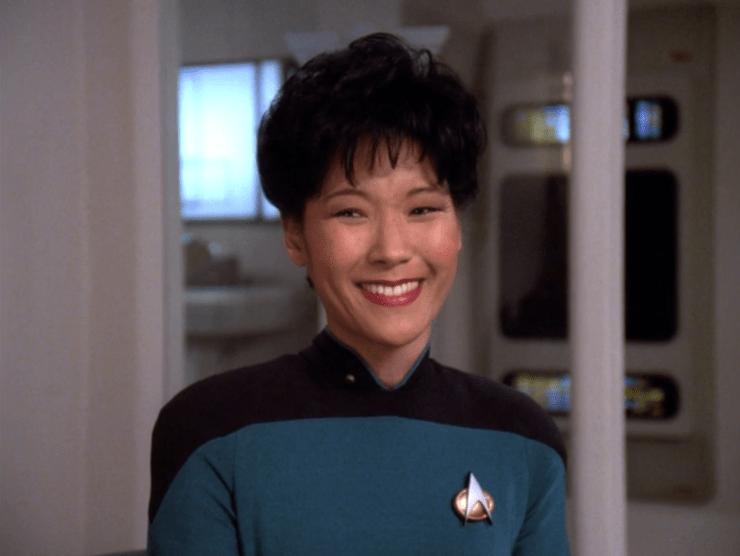 Patti Yasutake as Alissa Ogawa