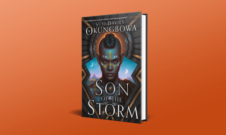 Blog Post Featured Image - Epic Fantasy That Breaks the Rules: Son of the Storm by Suyi Davies Okungbowa