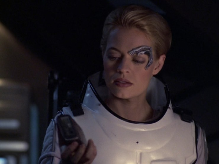 """Blog Post Featured Image - Star Trek: Voyager Rewatch: """"One Small Step"""""""