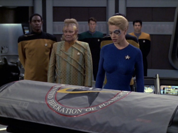 """Star Trek: Voyager """"One Small Step"""""""