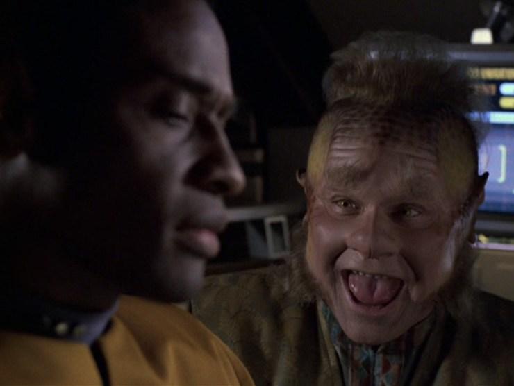 "Star Trek: Voyager ""Riddles"""
