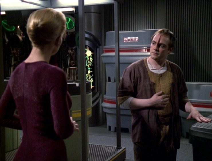 "Star Trek: Voyager ""Child's Play"""