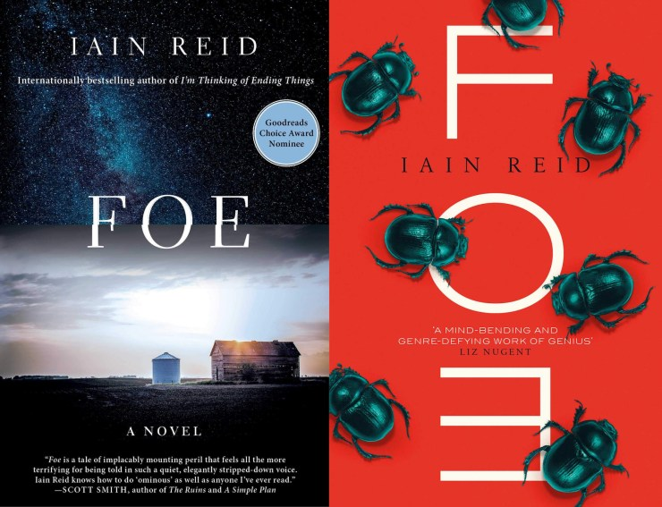 Blog Post Featured Image - Saoirse Ronan and LaKeith Stanfield Will Star in Garth Davis's Adaptation of Iain Reid's Foe