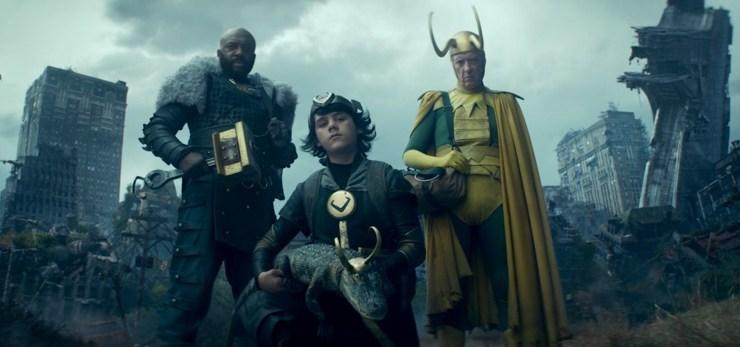 Loki, season one, episode four, The Nexus Events