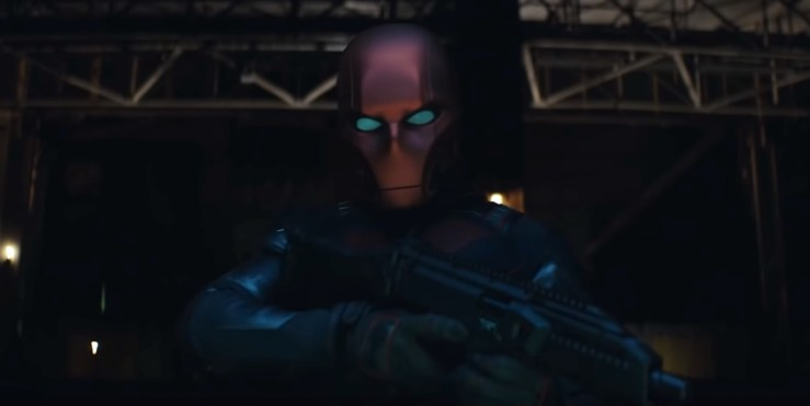 Blog Post Featured Image - Titans Season 3 Trailer Really Wants Jason Todd to See Red