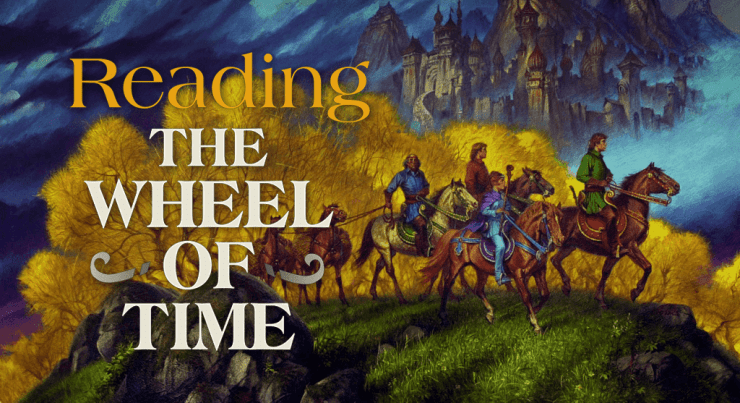 Blog Post Featured Image - Reading The Wheel of Time: A Hook and a Wish in Robert Jordan's New Spring (Part One)
