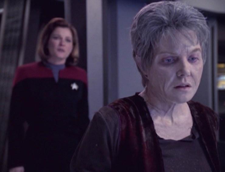 "Star Trek: Voyager ""Fury"""