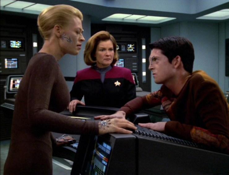 "Star Trek: Voyager ""Imperfection"""
